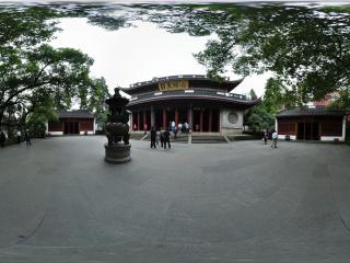 岳王庙虚拟旅游