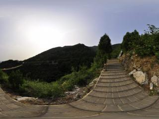 北京圣泉寺全景