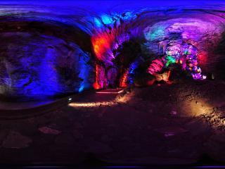 上方山云水洞虚拟旅游
