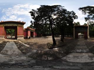 北京明十三陵昭陵