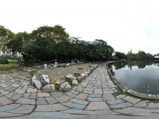 上海中山公园虚拟旅游