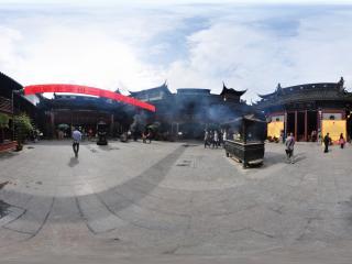 上海城隍庙 慈航殿