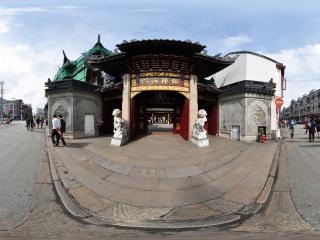 上海城隍庙 入口