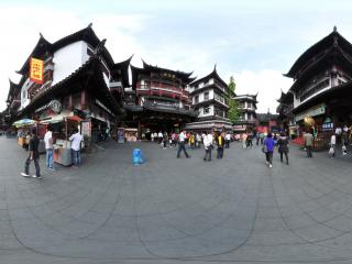 上海老街虚拟旅游