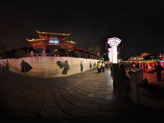 南京夫子庙 NO.7全景