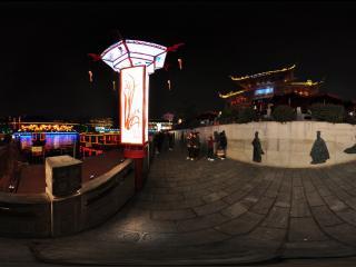 南京夫子庙 NO.6全景