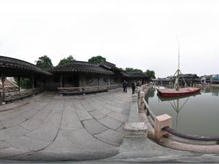 浙江 绍兴 乌镇 风景区 NO.9全景
