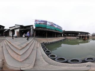 浙江 绍兴 乌镇 风景区 NO.8全景