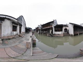 浙江 绍兴 乌镇 风景区 NO.4全景