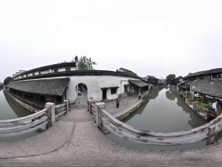 浙江 绍兴 乌镇 风景区 NO.3全景