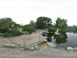 西溪湿地 渔港观鱼