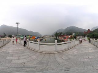 京东石林峡虚拟旅游