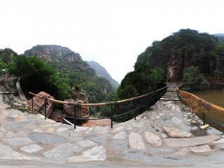 北京 石林峡风景区 NO.1全景