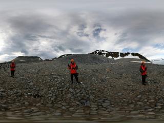 南极 帅哥全景