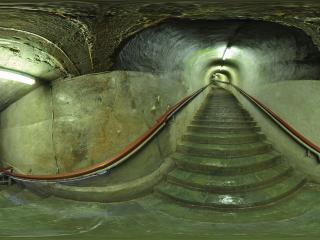 北京石花洞 洞穴过道