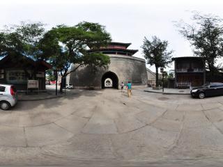 卢沟桥镇-城门