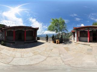 北京圣莲山风景度假区 NO.9全景