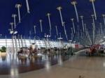 上海浦东国际机场1号航站楼