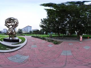 人口文化园虚拟旅游