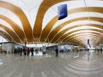 上海浦东国际机场2号航站楼 候客厅