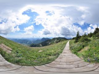 白草畔虚拟旅游