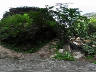 百泉山风景区NO.8全景