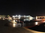 欢乐海岸湖光夜景全景