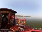 船上看东湖全景全景