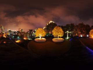 南园公园虚拟旅游