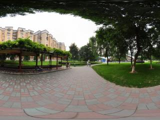 北京怀柔区滨湖公园