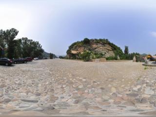 滨水沙滩公园虚拟旅游