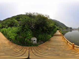 怀柔滨水音乐沙滩公园