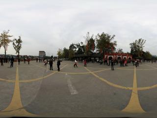 都江堰景区 广场