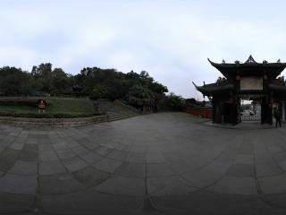 都江堰景区 西门广场