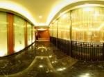 上海光大酒店走廊全景
