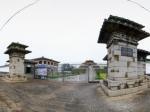 合浦汉墓博物馆全景