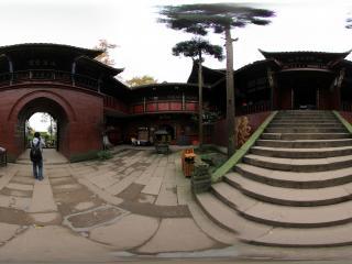 青城山 上清宫正