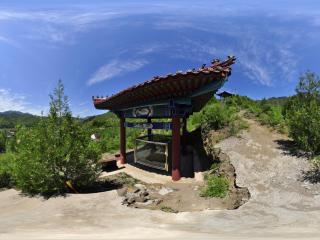 北京市硅化木国家地质公园