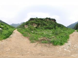 北京虎峪自然风景区 NO.22全景