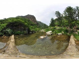 北京虎峪自然风景区 NO.13全景