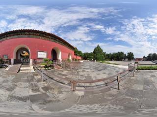 十三陵长陵虚拟旅游