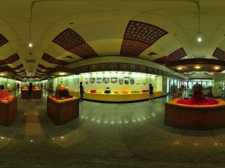 北京十三陵定陵展览馆2