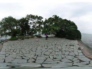 杭州西湖三潭映月