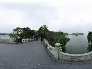 苏堤春晓虚拟旅游