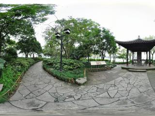 杭州西湖苏堤春晓