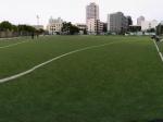 上海东华大学小足球场全景