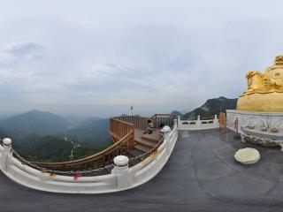 北京千灵山风景区 佛像