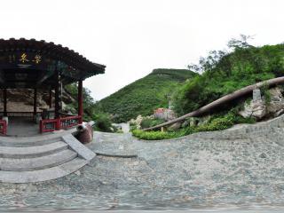 北京千灵山风景区 音泉亭