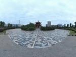 衡阳 船山公园全景