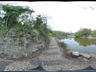 衡阳市生态公园 钓鱼中心